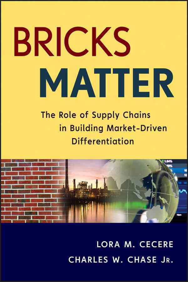 Bricks Matter By Chase, Charles W., Jr./ Cecere, Lora M.